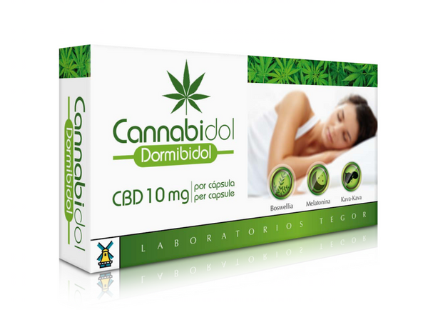 Dormibidol Sleeping Remedy Cannabidiol CBD 10mg