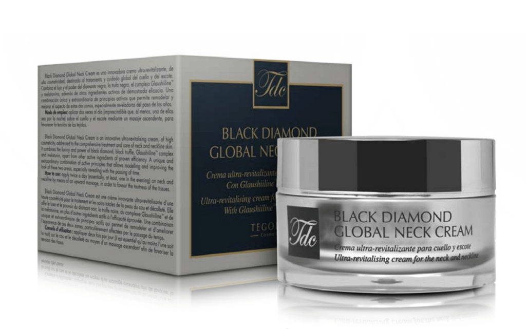 Black Diamond Global Neck Cream