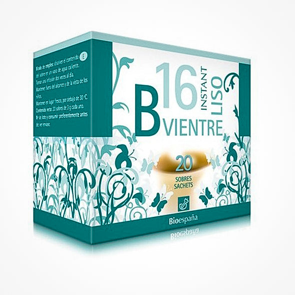 B16 Vientre Liso Instant Smooth Belly