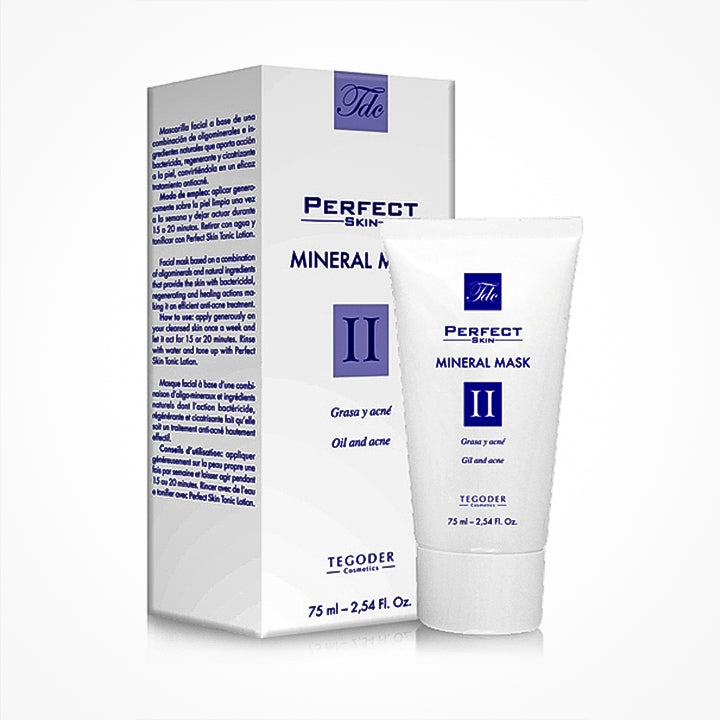 Perfect Skin Mineral Mask II