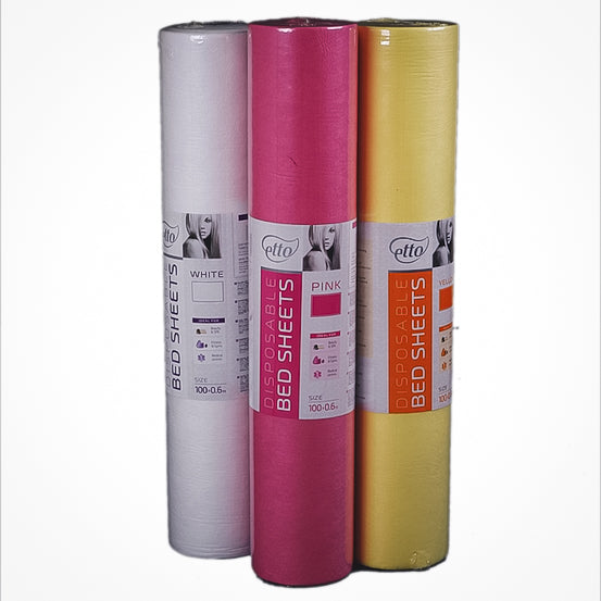 Disposable Non Woven Bed Sheets Roll 0.6M X 100M