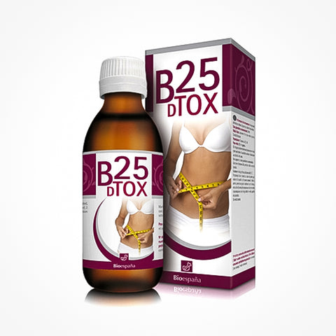 B25 Dtox: Detoxification And Weight Loss