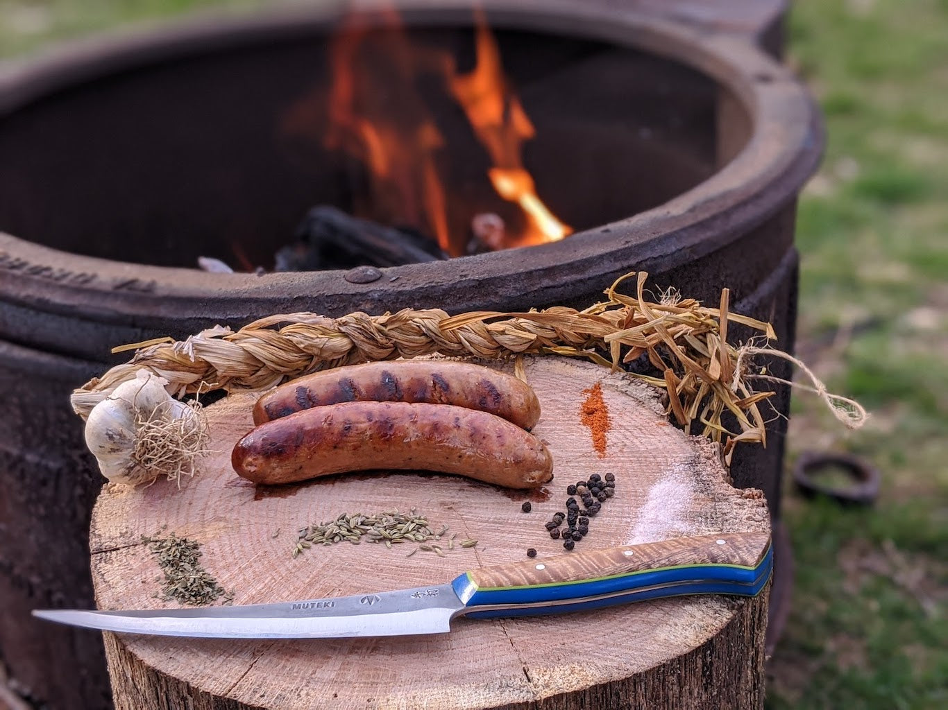 Pastured Pork Sausage
