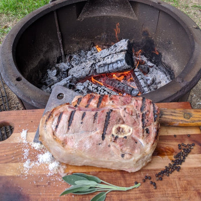Pastured Pork Shoulder