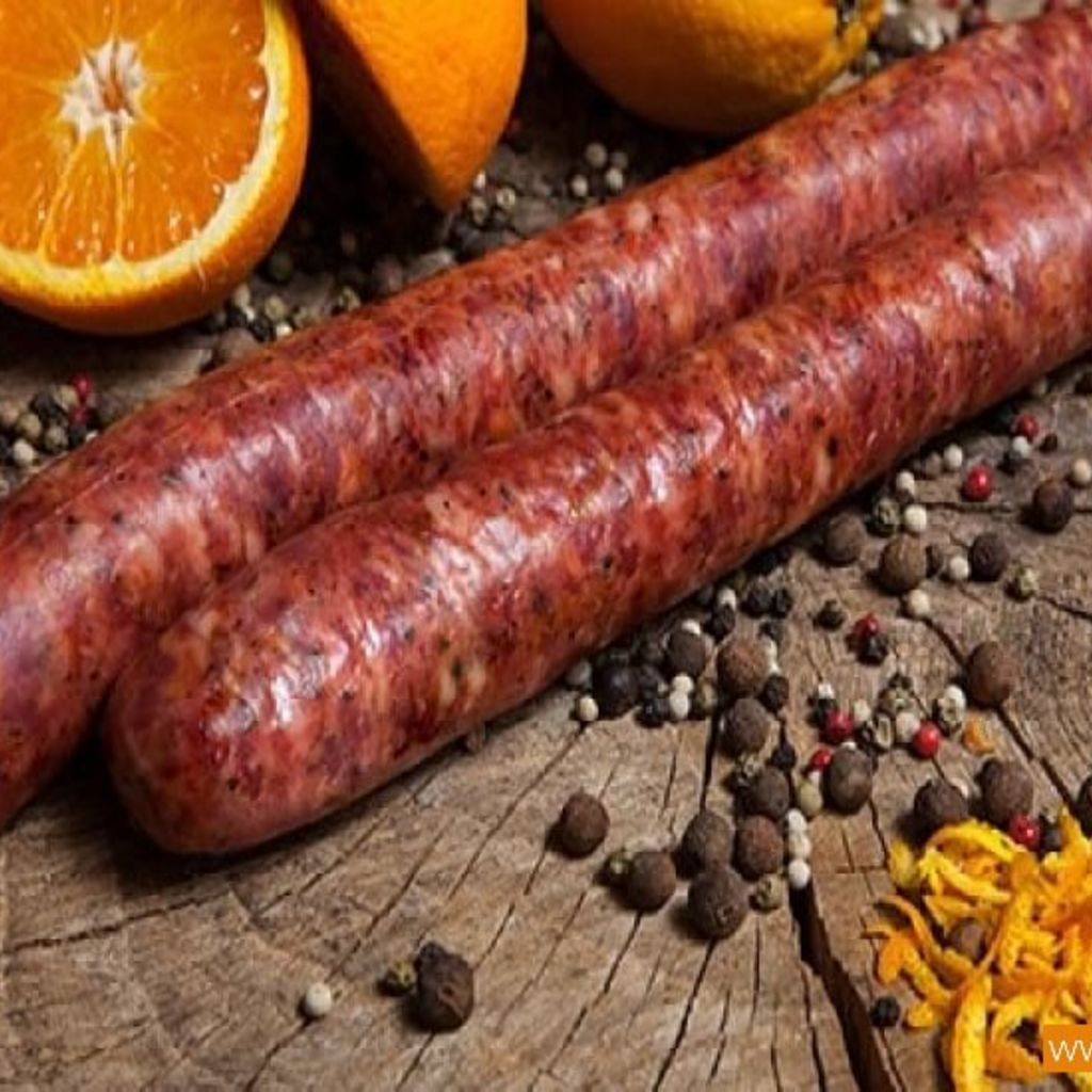 Loukaniko - Greek Lamb Sausage 1 lb pack