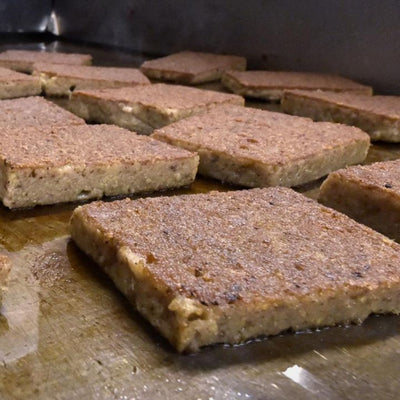 Pastured Pork Scrapple - 2lb loaf pans