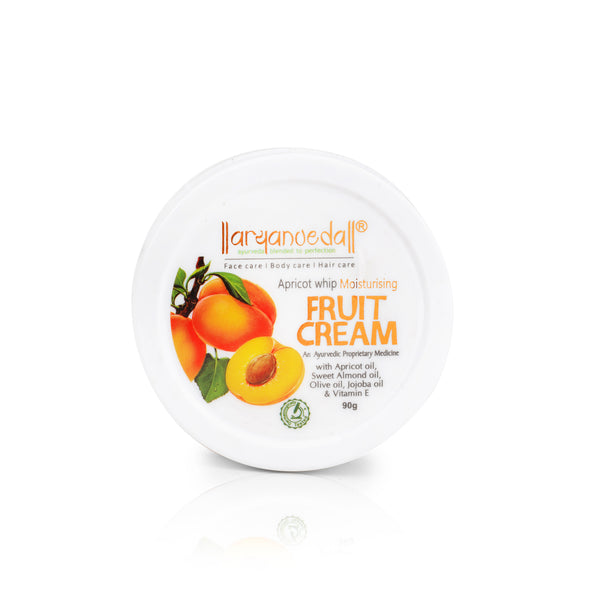 Apricot Whip Moisturising Cream 90gm (Pack of 3)