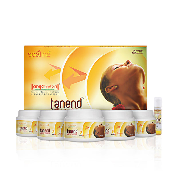 Tanend UV Protection Kit 510gm