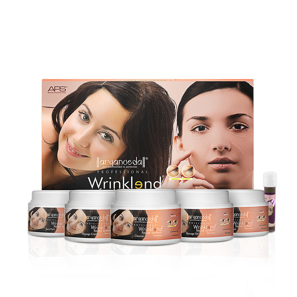 Wrinklend Skin Tightening Kit 510gm