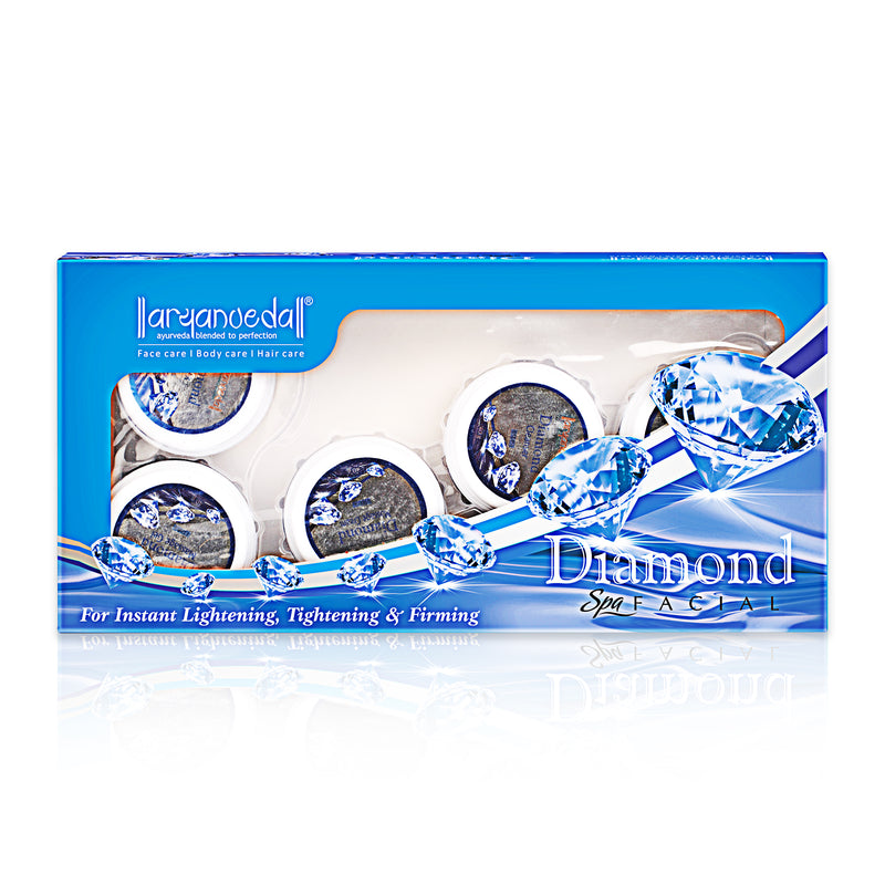 Diamond Spa Facial 210gm
