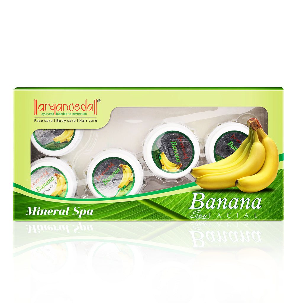 Banana Spa Facial 210gm