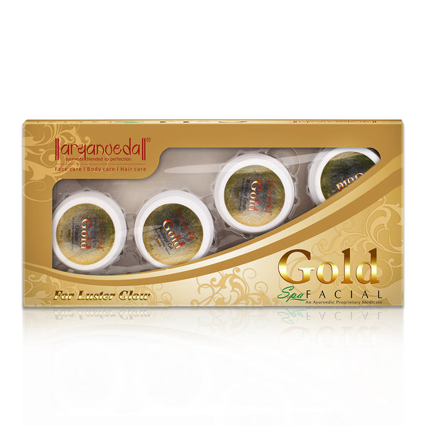 Gold Spa Facial 210gm