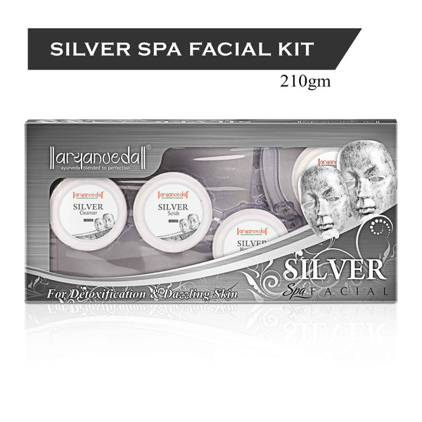 Silver Spa Facial 210gm