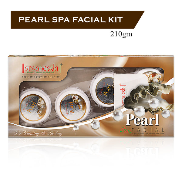 Pearl Spa Facial 210gm