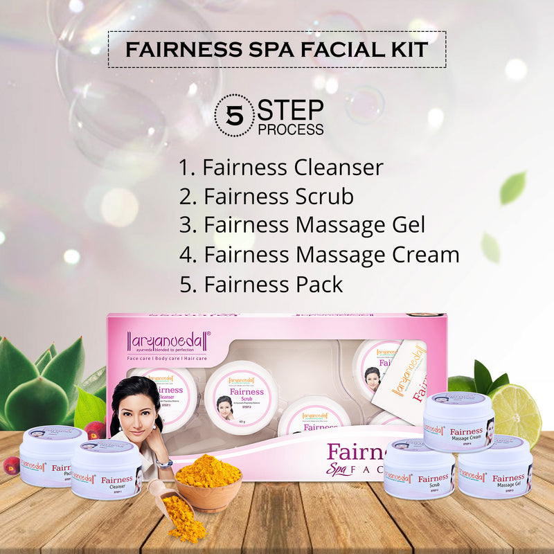 Fairness Spa Facial 210gm