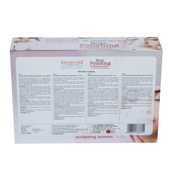 Body Polishing Kit 1200gm