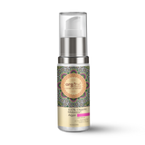 Arganic Hair Serum - 50ml with Pure Argan Oil & No Parabens, Sulphate & Silicones, Revitalizes Thin, Dry, Brittle & Split Ended Hair
