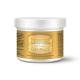 24 Carat Gold Bleach Cream - 43gm Herbal & Natural- No Harmful Chemicals - with the energy and glow of pure gold