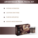 Pearl Kit with free gift (AY)- 55gm ,Radiant & Brighter Skin - for All Skin Types , No Harmful Chemicals