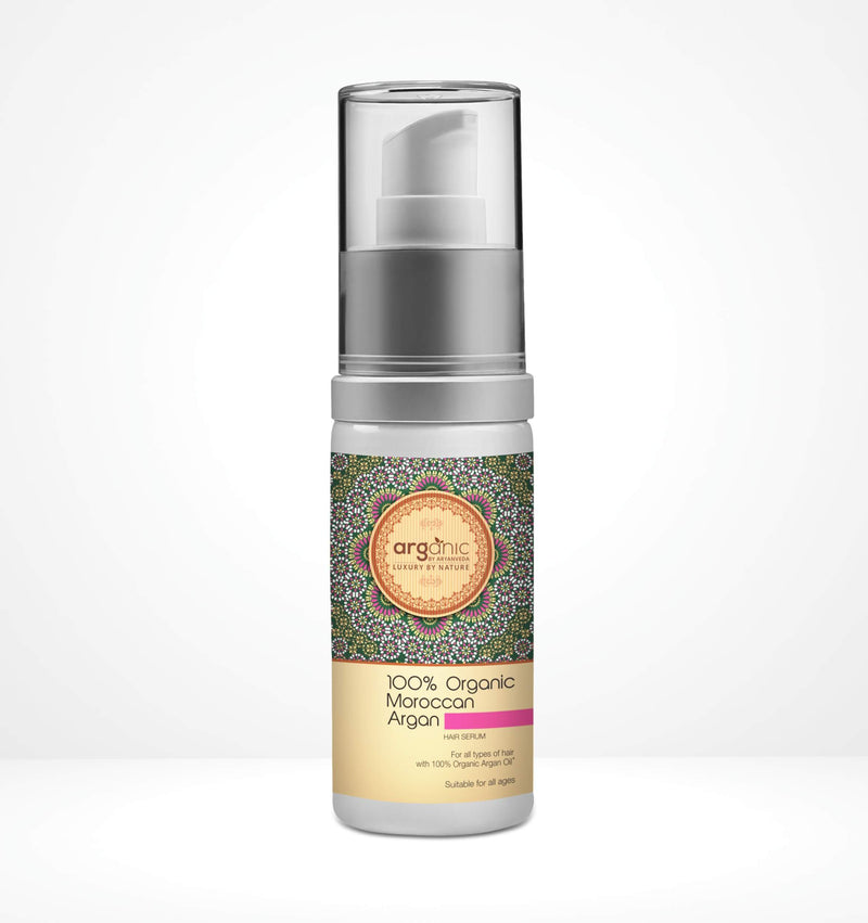 Organic Moroccan Argan Hair Serum