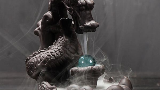 Behind the Curtain: The Mysterious Magic of Backflow Incense Burners Revealed