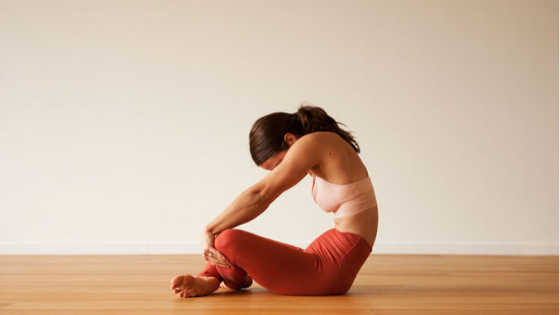 4 Easy Yoga Poses to Induce Calmness