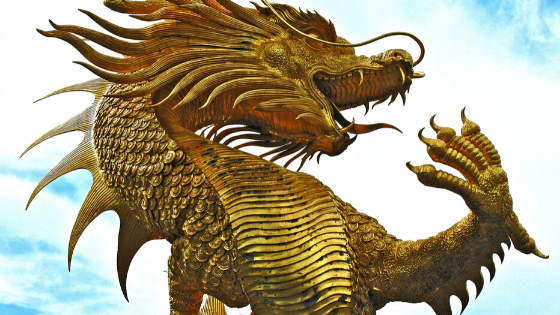 The History of Dragons in Chinese Culture