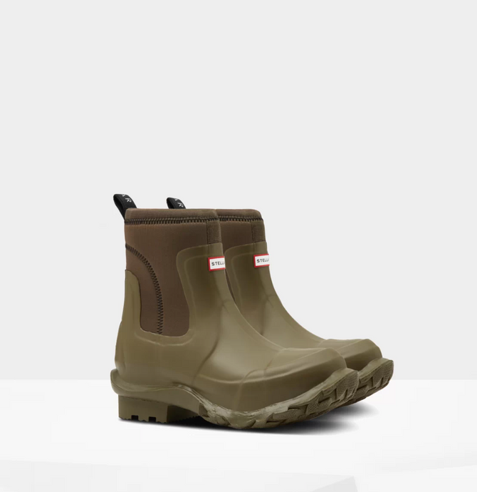 Can wellington boots be sustainable, fashionable and keep your feet dry?