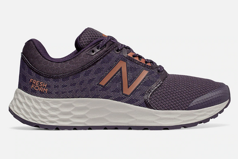 New Balance Fresh Foam 1165 Womens Sneaker in Elderberry