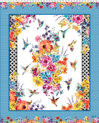 Hummingbird Lane - Panel B301