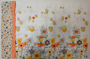 Sweet Bees Pillowcase Kit