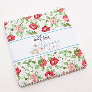 Granny Chic- Charm Pack By Lori Holt