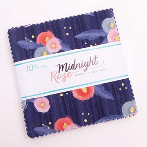 "Midnight Rose 5"" Stacker"