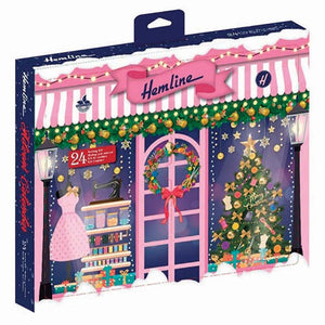 Christmas Sewing Advent Calendar