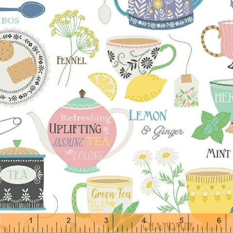 My Cup of Tea - Teapots