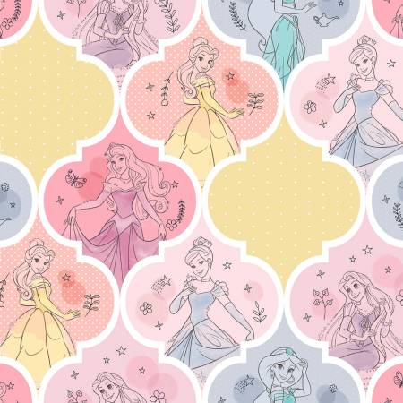 Disney Princess - Yardage
