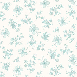 Willow Collection-Butterflies-Teal