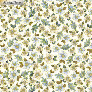 Rejoice Collection-Flowers Cream 107