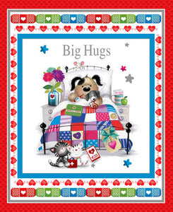 Big Hugs 9331P-88 Red