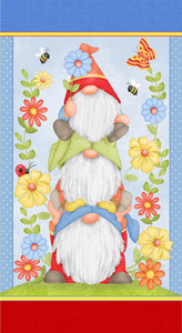 Gnome is Where Your Garden Grows- Panel