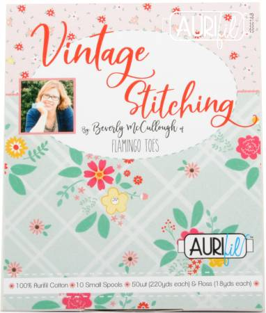 **Vintage Stitching thread Collection