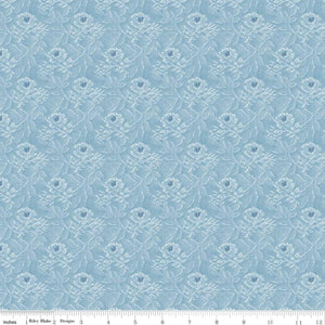 Delightful Tapestry Blue