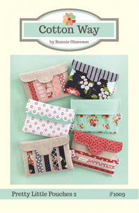 Pretty Little Pouches 2 By Cotton Way