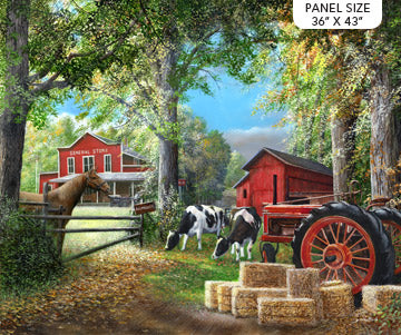 Country Life - Panel