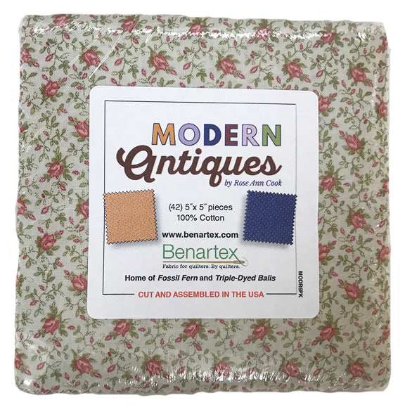 Modern Antiques 5x5 Pack