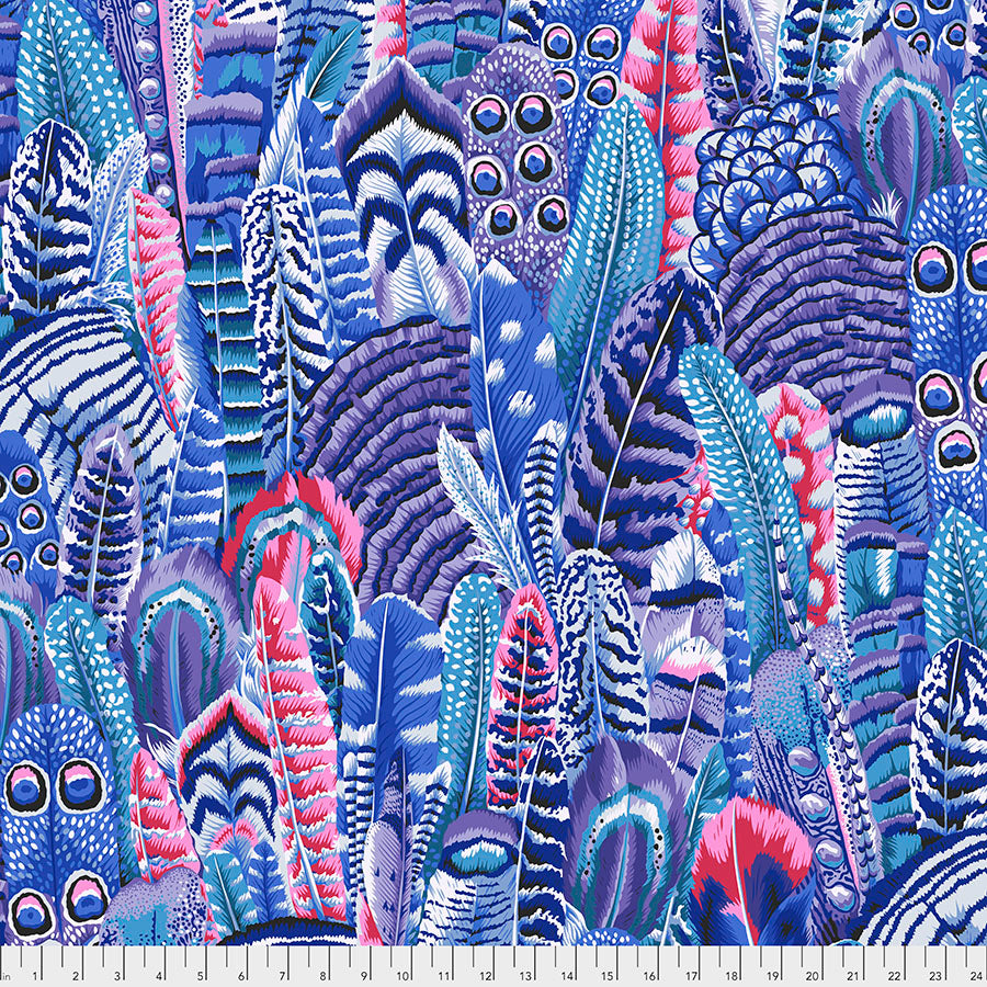 Kaffe Fassett Collective February 2021 - PREORDER Feather -