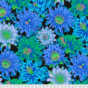 Kaffe Fassett Collective February 2021 - PREORDER Cactus Flower - Cool