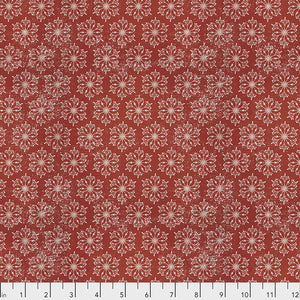 Yuletide Collection- Snowflakes Red