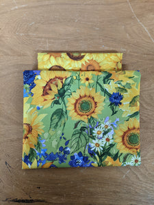 Bench Pillow Kit- Sunflowers