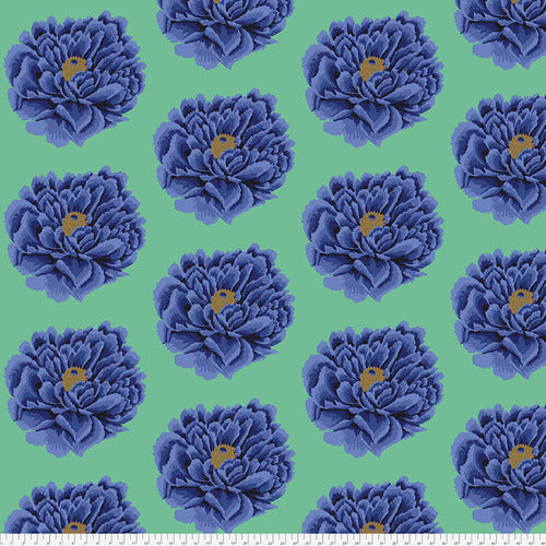 WideBackFabric -Full Blown- Blue 108""